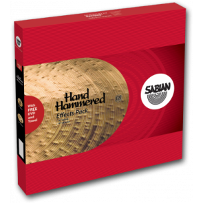 Sabian Hand Hammered Effects Pack