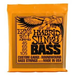 Earnie Ball 045-105 2833 Hybrid Slinky žice za bas gitaru