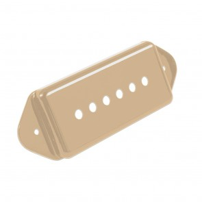 "Gibson P-90 / P-100 Pickup ""Dog Ear"" Cover / Creme"