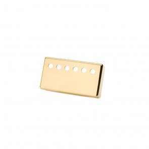 Gibson Neck Position Humbucker Cover  / Gold