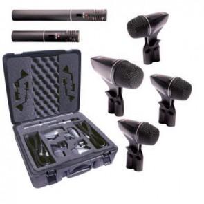 GYC DKS1 set mikrofona za bubnjeve