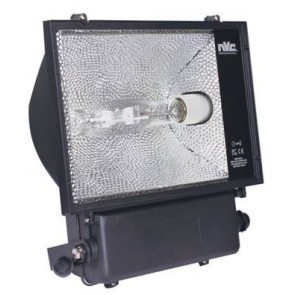 EUROLITE Black Floodlight 250W