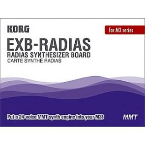 Korg EXB-Radias