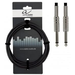 Gewa Pro Line Alpha  2 x 6.3mm mono jack instrumentalni kabel, 3m