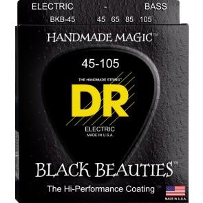 DR Black Beauties 045 - 105 žice za bas gitaru