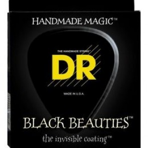 DR Black Coated Acoustic 11-50 Medium-Lite žice