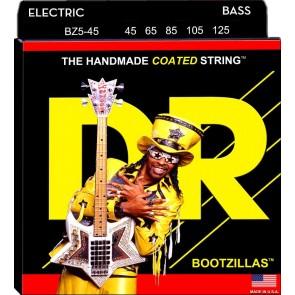 DR Bootzillas 045 - 125 žice za 5 žičanu bas gitaru