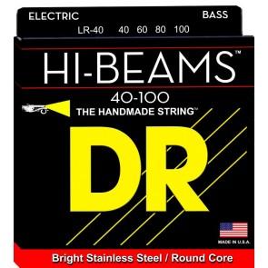 DR Hi-Beam Bass 40-100 Lite 4-String žice