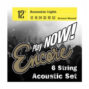 Encore 012 - 052 žice za akustičnu gitaru