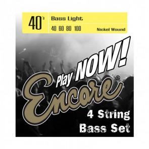 Encore 040 - 100 žice za bas gitaru