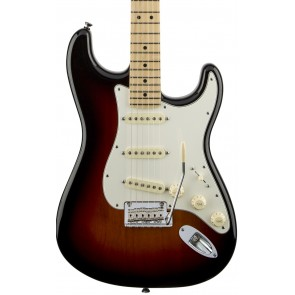 Fender American Standard Stratocaster Maple Neck 3 Tone Sunburst