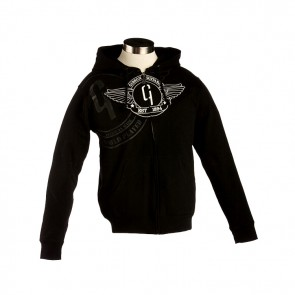 Gibson Logo Men's Hoodie Medium