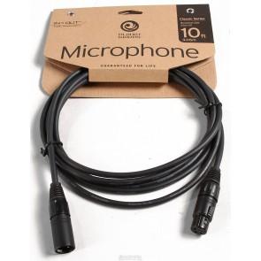 Planet Waves PW-CMIC-10 XLR mikrofonski kabel