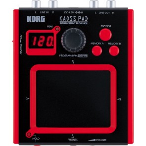 Korg MINIKP Mini Kaoss Pad