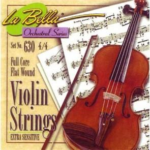 La Bella 630 4/4 žice za violinu