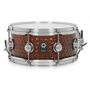 """Natal SD-HH-OB35T Hand Hammered 13 X 5,5"""" Old Bronze"""