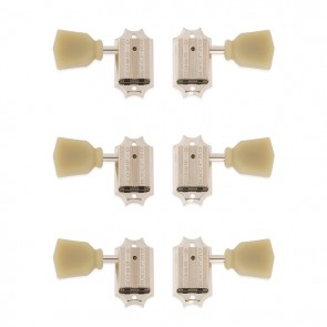 Gibson Vintage Nickel Machine Heads w/ Pearloid Buttons