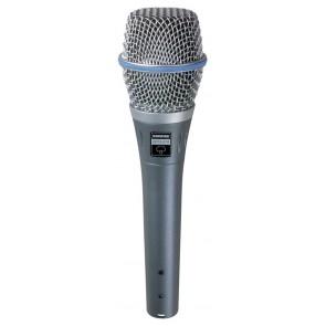 Shure Beta 87A mikrofon
