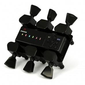 Tronical Tune Type B-Tulip Style-Black