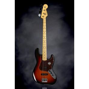 Fender American Standard Jazz Bass 3 Tone Sunburst