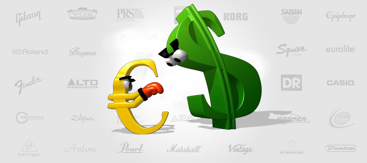 Poskupljenje zbog porasta Dollara