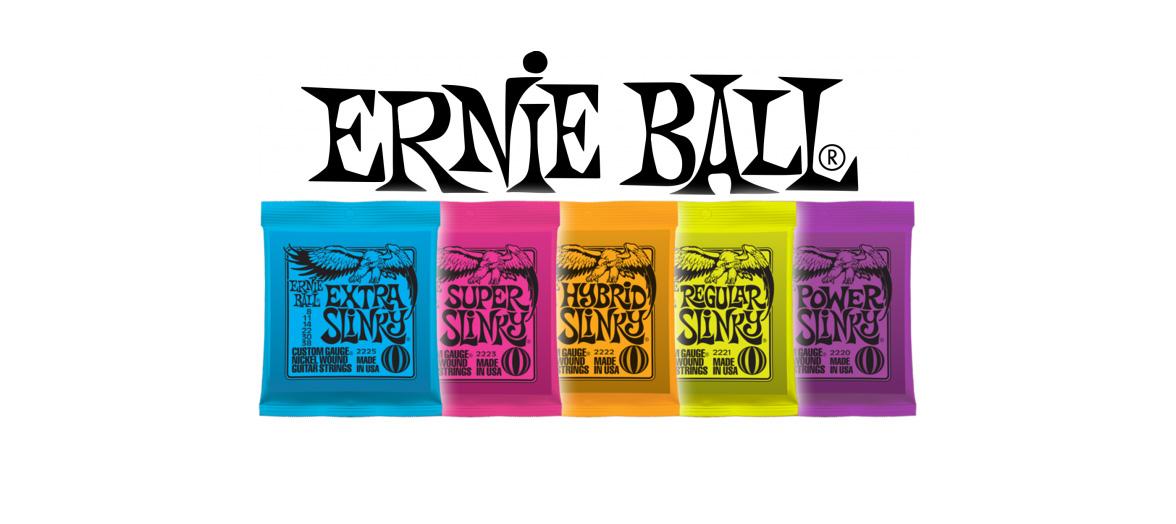 Earnie Ball žice za instrumente