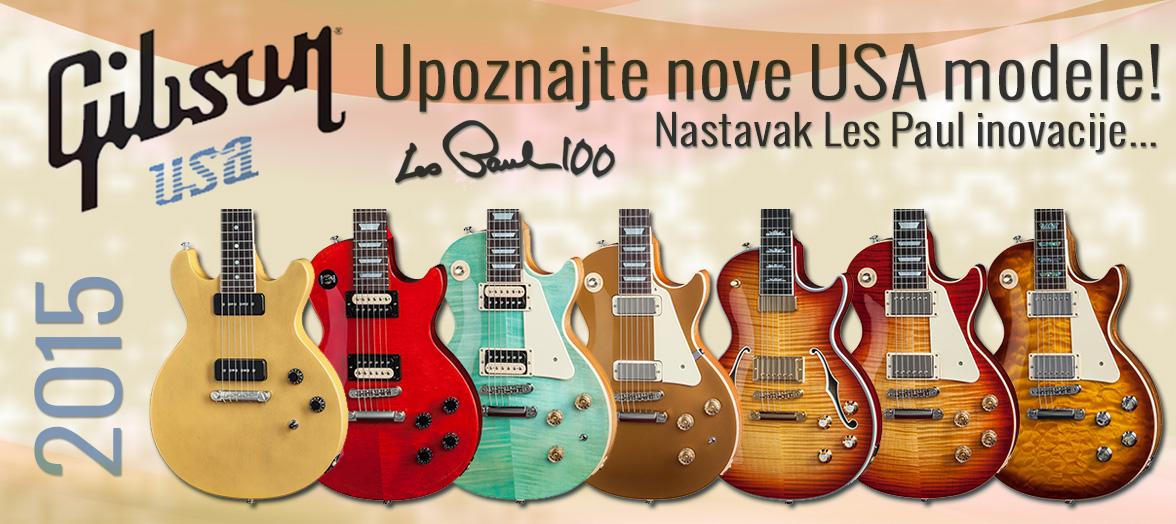 Gibson USA 2015