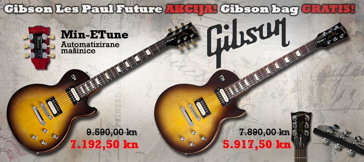 Gibson Les Paul Future