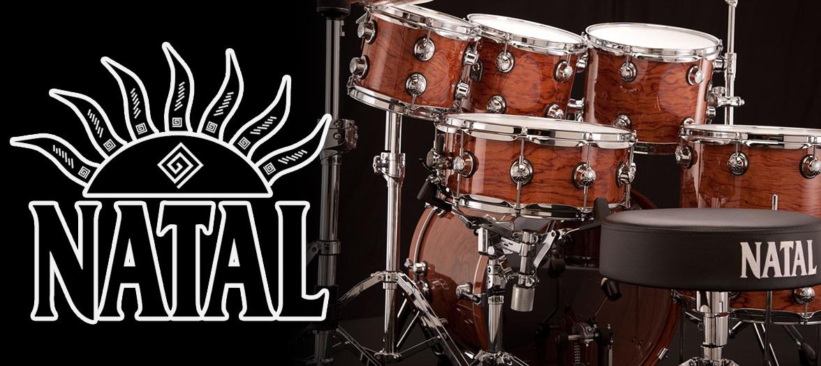 Natal bubnjevi i oprema