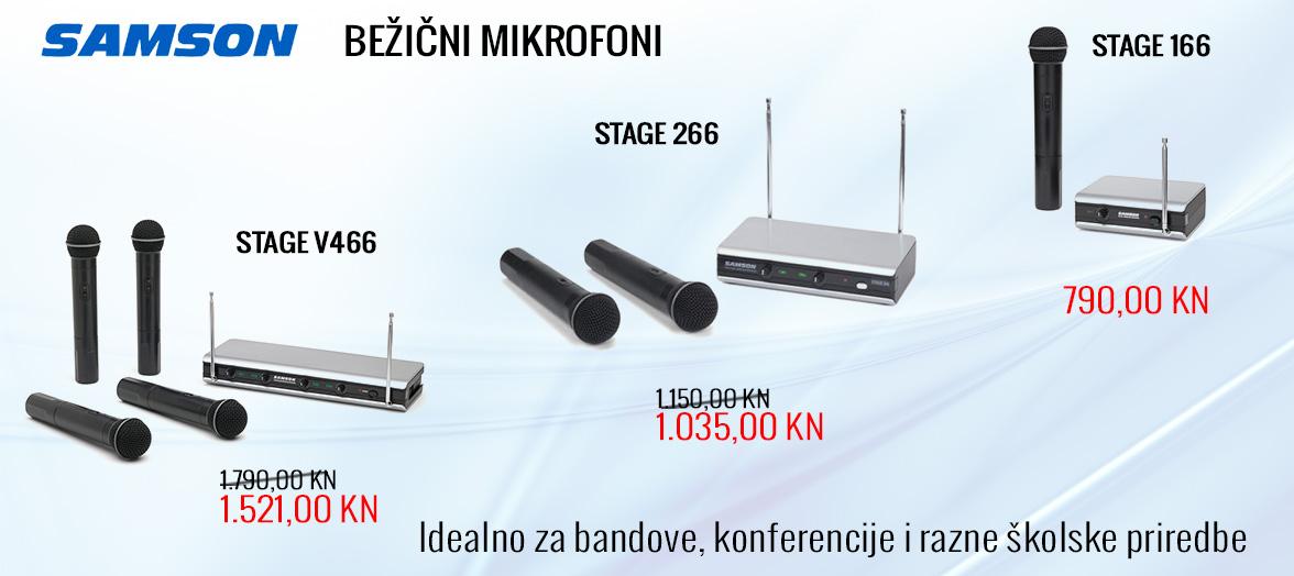 Samson mikrofoni