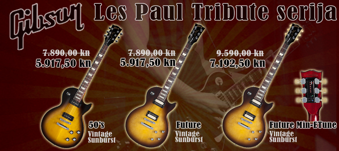 Gibson Tribute