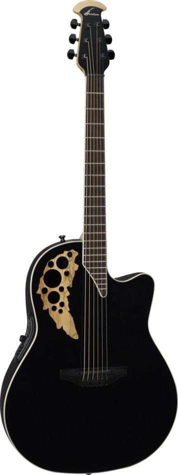 Ovation 1778AX-5 Elite TX Black