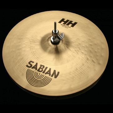 "Sabian Hand Hammered 14"" Medium Hats"