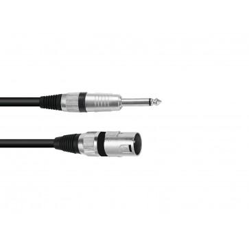 Omnitronic XLR (M) kabel 2M 6.3 MON