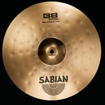 "Sabian 14"" B8 PRO ROCK HATS"