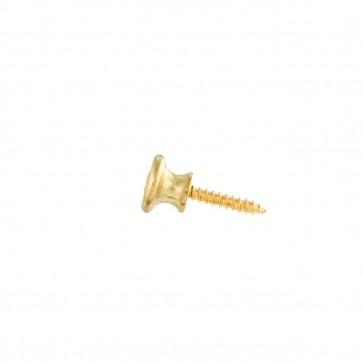 Gibson Strap Buttons - Brass