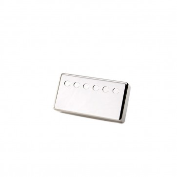 Gibson Neck Position Humbucker Cover  / Nickel