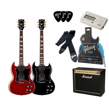Gibson SG Standard komplet