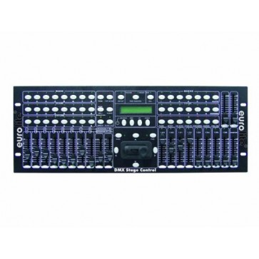 EUROLITE DMX stage control 136 channels