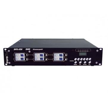 Eurolite DPX-620 DMX dimmer pack
