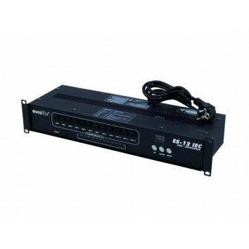 EUROLITE ES-12 IEC DMX Switch pack