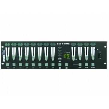 EUROLITE LCD-8 DMX dimmer controller