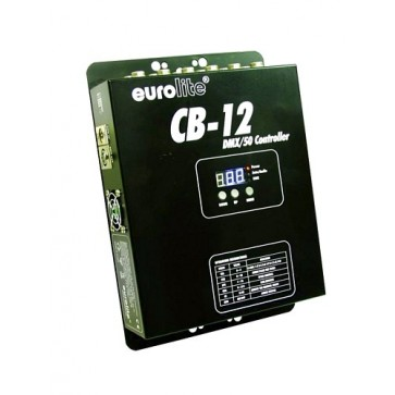 EUROLITE LED CB-12-50 DMX controller