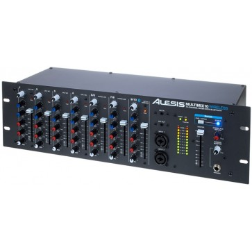Alesis MM-10W Bluetooth Rack Mikseta