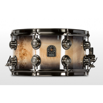 """NATAL SNARE SD-MBB-BS47 - Mappa Burl Limited Maple 14 """"X 7"""""""
