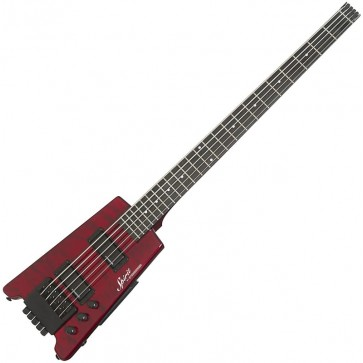 Steinberger Spirit XT-25 Standard Quilt Wine Red
