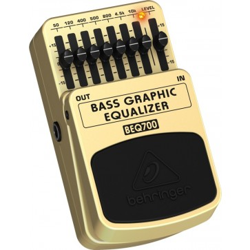 Behringer BEQ700 Bass Graphic Equilizer
