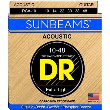 DR Sunbeam 010 - 048 žice za akustičnu gitaru