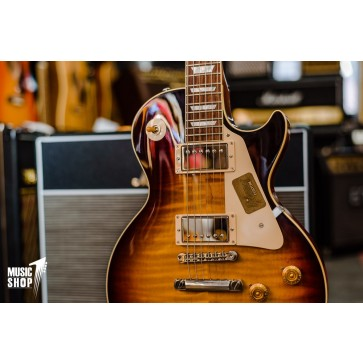 Gibson Les Paul 1959 Reissue Gloss Faded Tobacco