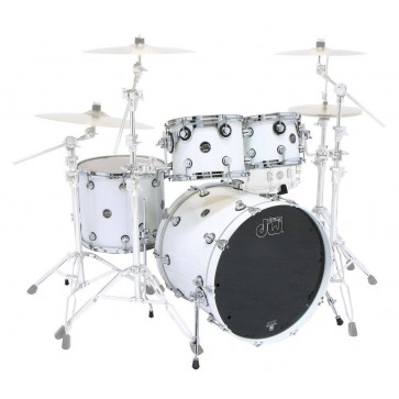 DW Performance shell pack 22 White Ice